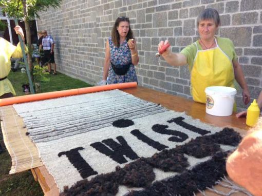 De la brebis au tapis
