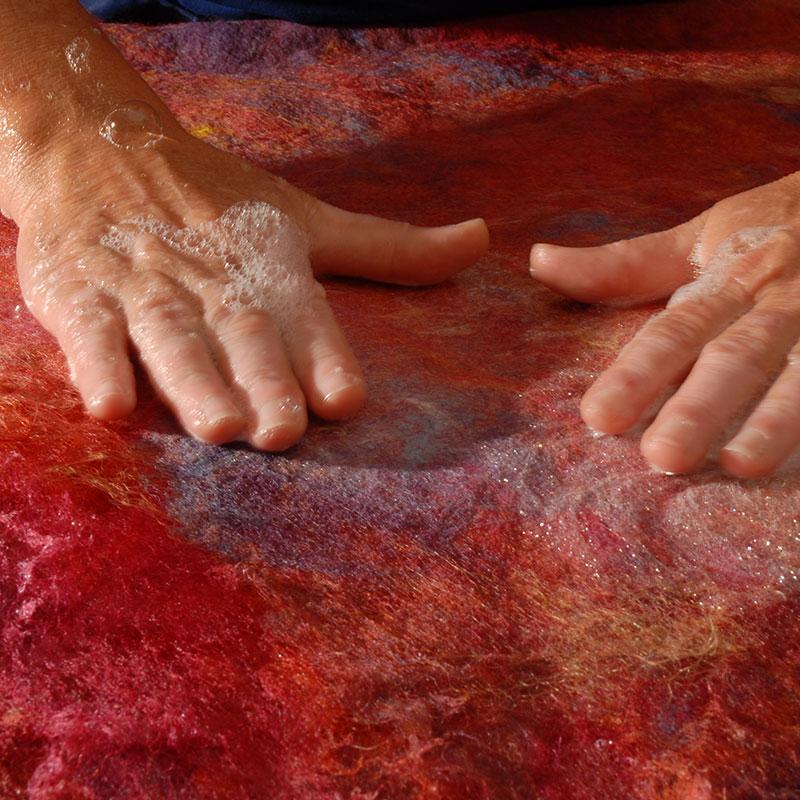 Transforming wool